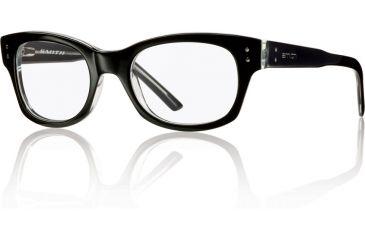 Smith Optics Mercer Bifocal Prescription Sunglasses - Black Crystal Frame MERCER-7C5BI