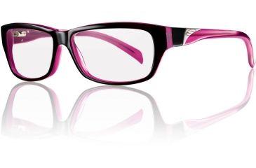 Smith Optics Variety Single Vision Prescription Sunglasses - Black Pink Frame VARIETY-VC8SV