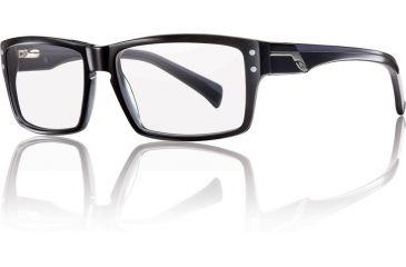 Smith Optics Wainwright Single Vision Prescription Sunglasses - Black Frame WAINWRIGHT-0H3SV