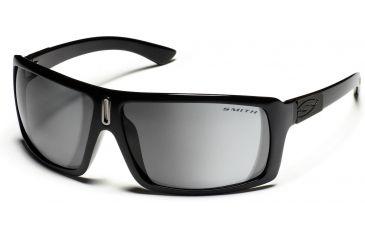 Smith Optics Annex Sunglasses with Black frame and Gray lenses