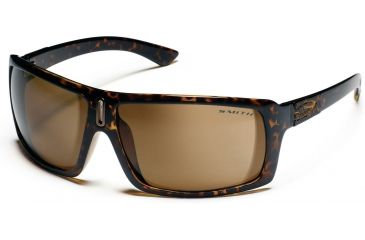 Smith Optics Annex Sunglasses with Tortoise frame and Polarized Brown lenses