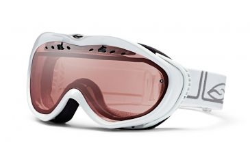 Smith Optics Anthem Ski Goggles - White Foundation - Ignitor Lens