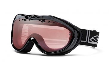 Smith Optics Anthem Ski Goggles - Black Foundation - Ignitor Lens