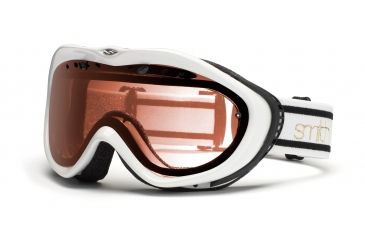 Smith Anthem Goggles, White/Black Bristol, RC36 AN6EKB11