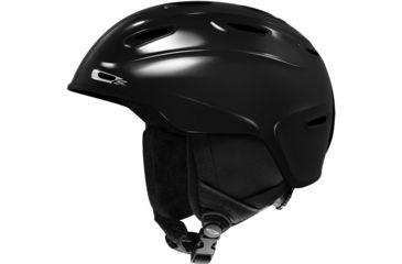 Smith Optics Aspect Helmet, Black, Large H13-ASBKLG