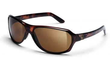 Smith Optics Capital Sunglasses with Tortoise Frame and Polarized Brown lenses