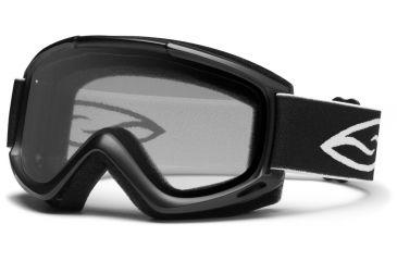Smith Optics Cascade Classic (New) Goggles - Black Frame, Clear Lenses CN2CBK12