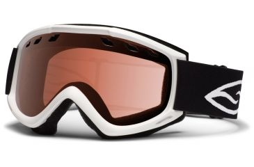 Smith Optics Cascade (New) Goggles - White Frame, Rc36 Lenses CS3EWT12