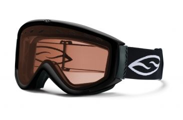 Smith Optics Cascade Ski Goggles - Black Frame, RC36 Lens