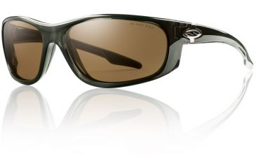 a0a0a006a9 Smith Elite Chamber Tactical Sunglasses - Polarized Brown