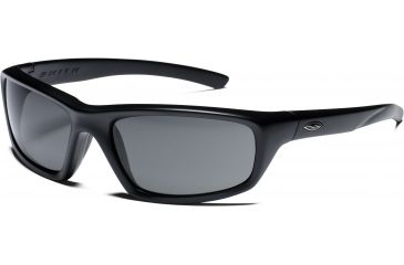 Smith Elite Director Tactical Sunglasses - black frame, gray lens