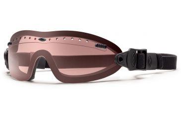 Smith Optics Elite Boogie Sport Asian Fit Goggle, Black Strap, Ignitor BSPBKIG13A