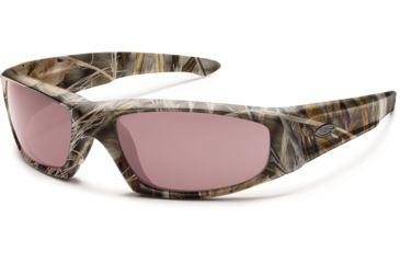 Smith Optics Elite Hudson Tactical Sunglasses, Realtree Max 4, Ignitor HUTPCIGMX4