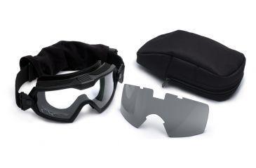 c27f935de4fcb Smith Elite OTW Turbo Fan Goggles Field Kit - Black w  Clear   Gray Lenses