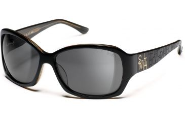 Smith Optics Fixture Sunglasses - Black Frames, Gray Lenses