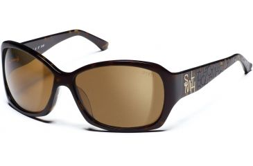 Smith Optics Fixture Sunglasses - Tortoise Frames, Brown Lenses