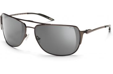 Smith Optics Foley Sunglasses - Gunmetal Frames, Gray Lenses