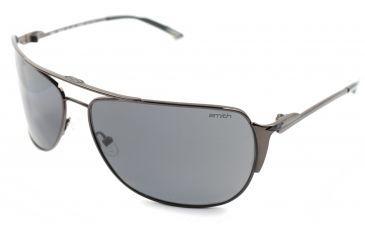 5b9ee3599606 Smith Optics Foley Sunglasses - Gunmetal Frames