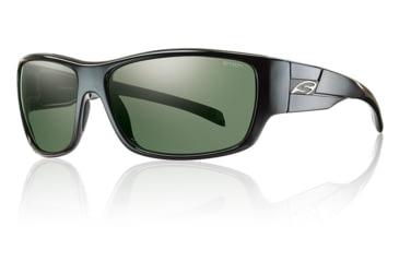 Smith Optics Frontman sg, Black/pol Gray grn carb TLT lens FNPPGNBK