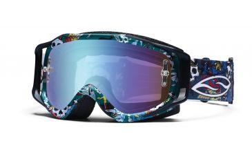 Smith Optics Fuel V.2 Goggles - Ink Daggers
