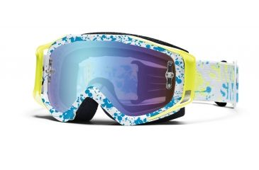 Smith Optics Fuel V.2 Goggles - Neon Synth