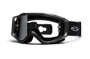 Smith Optics Fuel V.2 Quick Strap Goggles, Black FQ1CFBK10