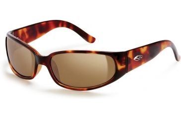 4e0562f94d Smith Optics Gallegos Sunglasses with Tortoise frames and Brown lenses