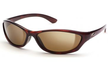 Smith Optics Haven Sunglasses with Tortoise frames and Brown lenses