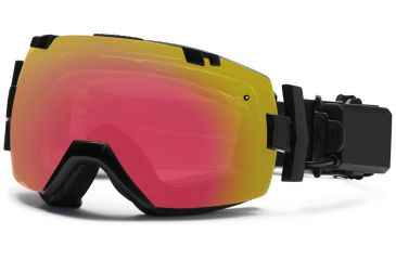 Smith I Ox Turbo Fan Goggles Free Shipping Over 49