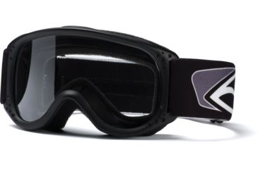 Smith Optics Junior Goggles - Black w/ Clear AFC Lens JX1CFBK11