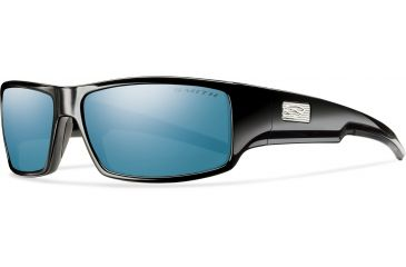 7a6d8260596aa Smith Optics Lockwood Sunglasses - Black Frame