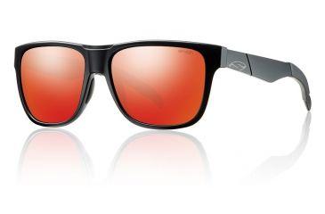 Smith Optics Lowdown sg, Matte Black/Red Sol-X carb TLT lens LDPCDMBK
