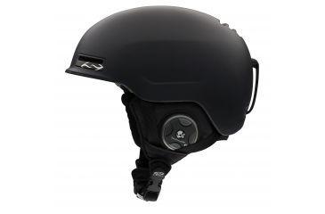 Smith Optics Maze Snow Helmet - Bluetooth Audio - Black