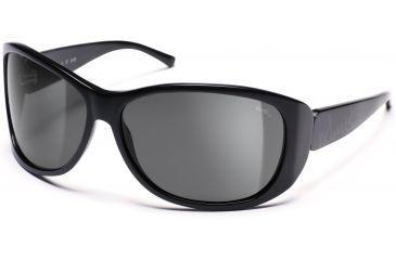 Smith Optics Novella Sunglasses - Black Frames, Gray Lenses