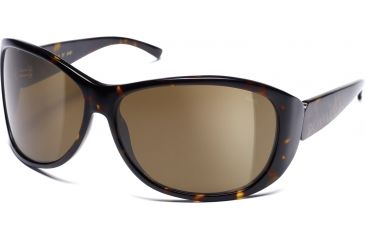 Smith Optics Novella Sunglasses - Tortoise Frames, Brown Lenses