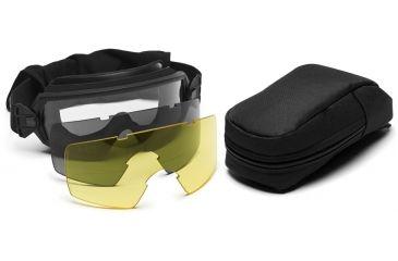 Smith Elite Outside The Wire Goggles w/ Gray & Yellow Spare Lens-Deluxe, Multicam OTW01MC12-3R