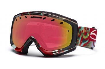 Smith Phenom Goggles, Antique Need For Speed, Red Sensor Mirror PH6RZNS11