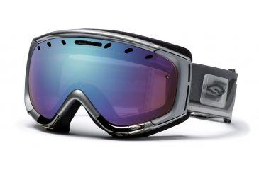 Smith Optics Phenom Ski Goggles - Chrome Max - Sensor Mirror Lens