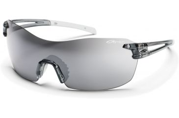 3538b33dccd96 Smith Optics Pivlock V90 Max Sunglasses - Smoke Crystal Frames