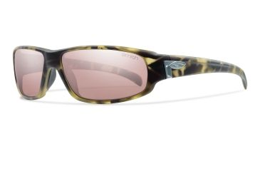 Smith Optics Precept Sunglasses - Matte Tortoise Frame, Polarchromic Ignitor PTGPPIGEVMT