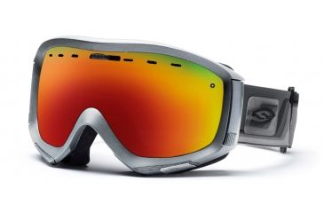 Smith Prophecy Goggles, Chrome Max, Red Sol X Mirror PR6DXCM10