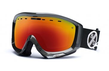Smith Prophecy Goggles, Gunmetal One Percenter, Red Sol X Mirror PR6DXGM11