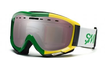 Smith Prophecy Goggles, Irie Stereo, Ignitor Mirror PR6IIS11