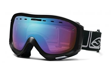 Smith Optic Prophecy Ski Goggles - Black Foundation Sensor Lens