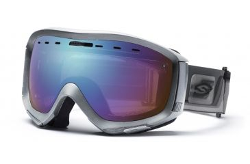 Smith Optics Prophecy Ski Goggle - Chrome Max Sensor Mirror