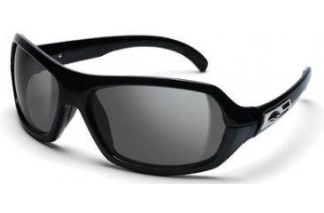 Smith Optics Prophet Interlock Sunglasses - Black frame, Gray lenses