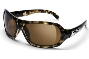 Smith Optics Prophet Interlock Sunglasses - Camo Tortoise frame, Brown lenses