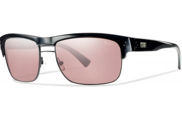 Smith Optics Scientist Sunglasses - Black Frame, Polarchromic Ignitor Lenses STGPPIGBK