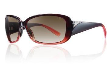 Smith Optics Shorewood sg, Black Cherry Fade/Brown Gradient carb TLT lens SOPCBRGBCF