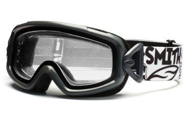 Smith Optics Sidekick Goggles - Black Frame, Clear Lenses DK2CBK12